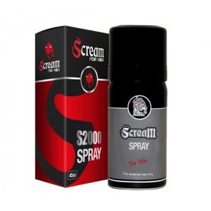 Scream S2000 Delay Longtime Spray