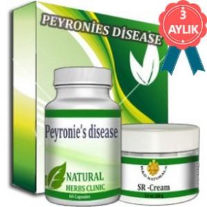 3 Aylık Peyronies Disease Penis Eğriliği Seti