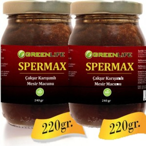 2 Kutu Spermax Mesir Macunu
