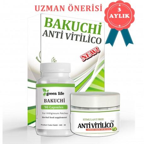 3 Aylık Green Life Anti Vitilico Seti