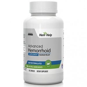 Hem-Help Advanced Hemooid Kapsül