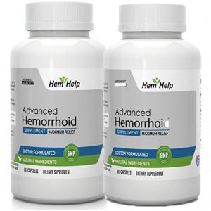 2kutu-Hem-Help Advanced Hemooid Kapsül