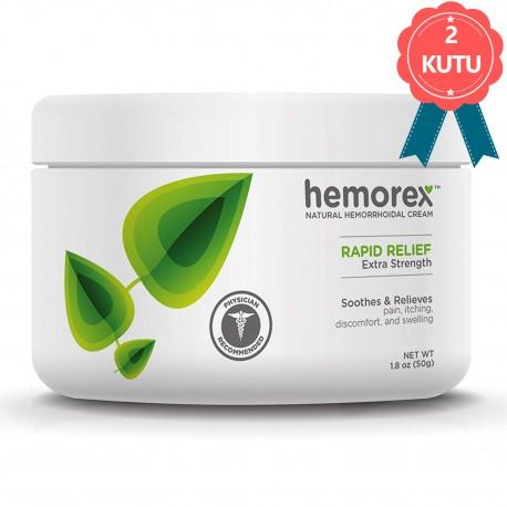 2kutu-Hemorex Hemoroid Kremi